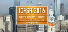 Ankündigung der Internationale Konferenz für Gebrechlichkeit- und Sarkopenie-Forschung (ICFSR 2016) in Philadelphia (USA)