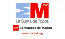 Logo of the Madrid Health Service, SERMAS (Madrid, Spain)