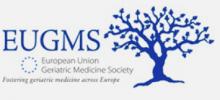 Logo der europäischen Union der geriatrischen Medizingesellschaft (EUGMS).